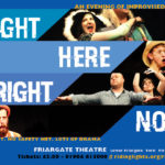 Right Here Right Now – April