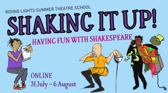 Summer Theatre School online