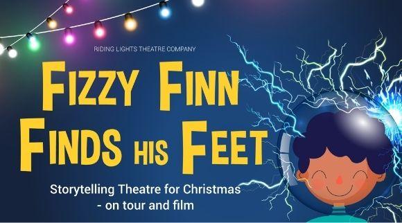 Fizzy Finn Finds His Feet