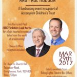 An Evening With Harry Gration and Paul Hudson